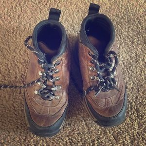 Other - Cute hiking boots. Great condition